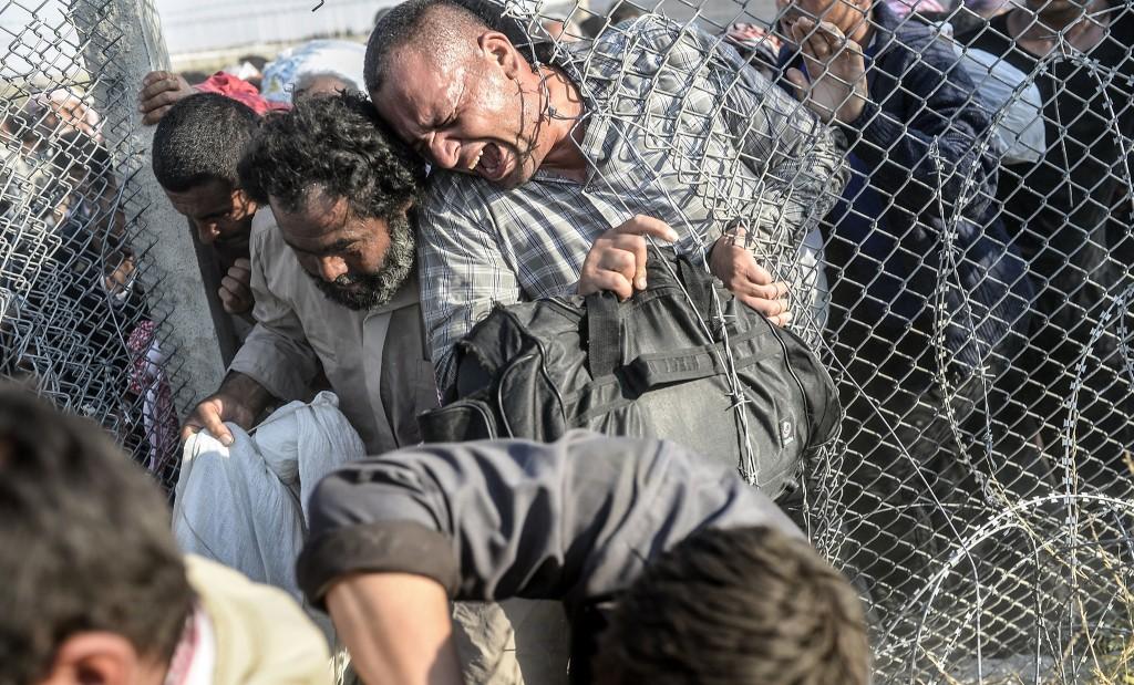AFP / BULENT KILIC