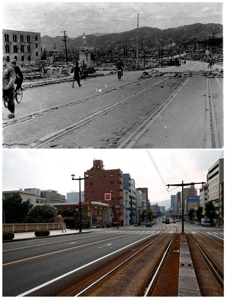 Shigeo Hayashi / Hiroshima Peace Memorial Museum / Handout via Reuters / Issei Kato
