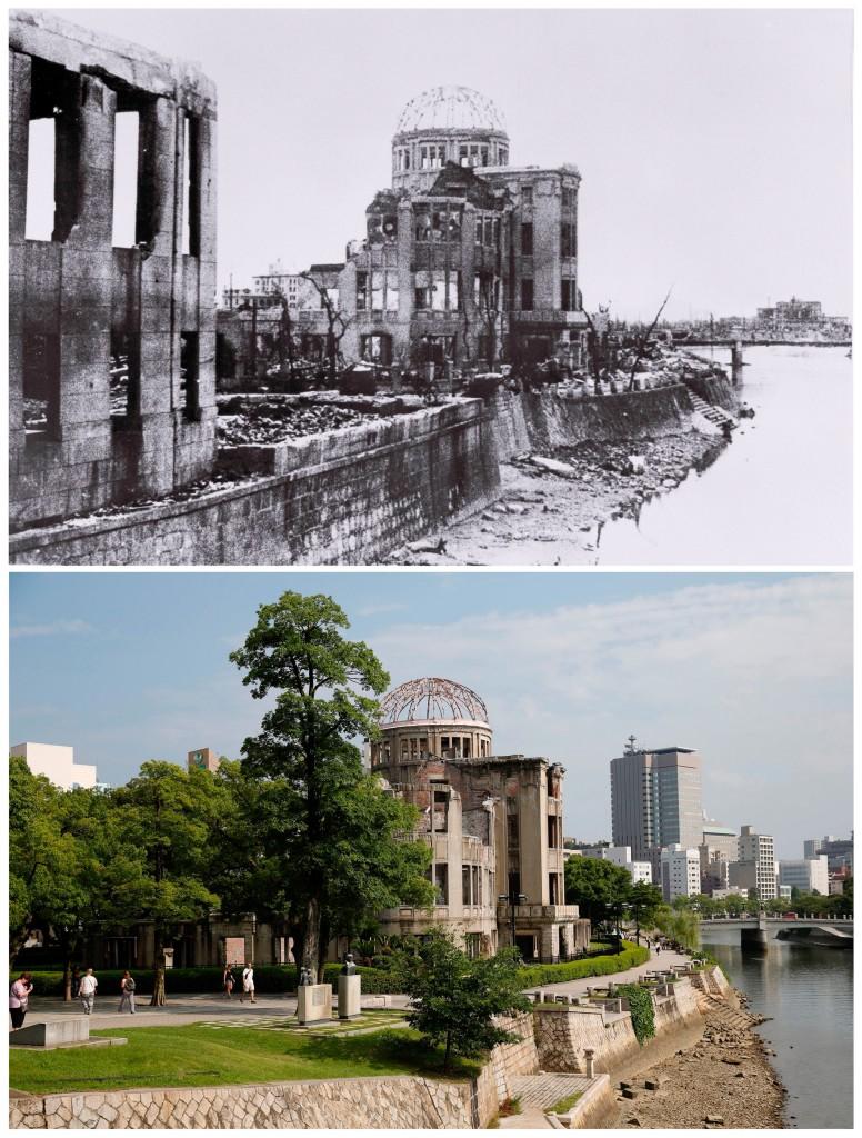 Masami Oki / Hiroshima Peace Memorial Museum / Handout via Reuters / Issei Kato