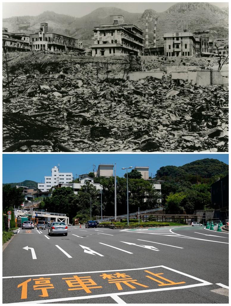 Torahiko Ogawa / Nagasaki Atomic Bomb Museum / Handout via Reuters / Issei Kato