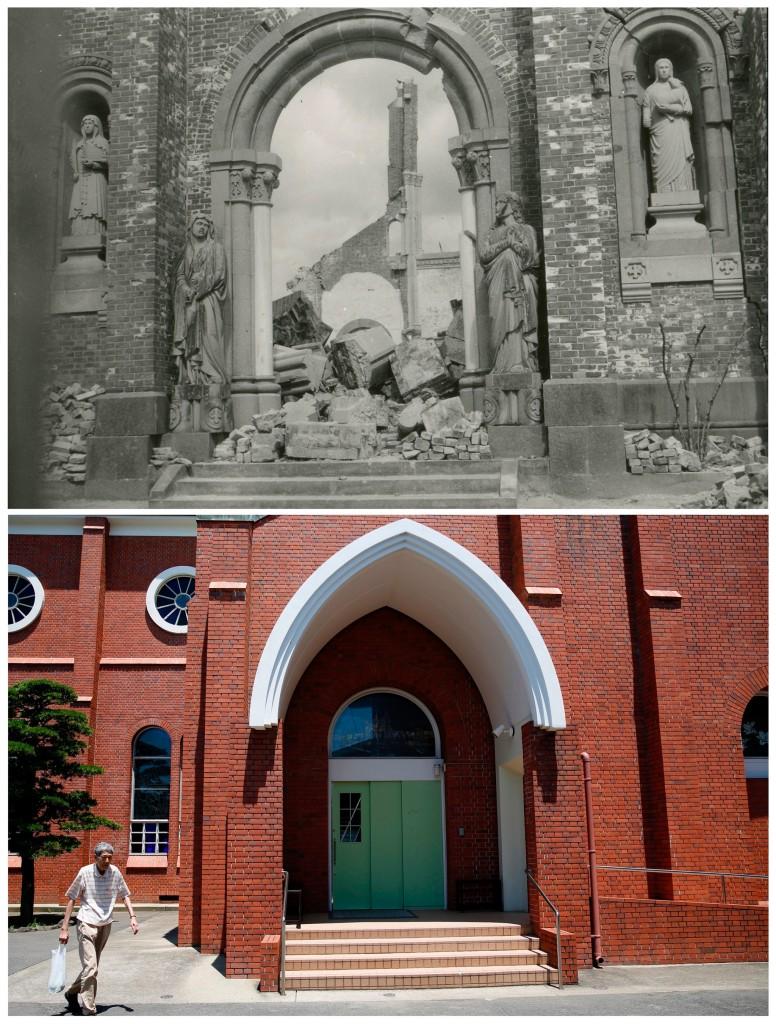 Hisashi Ishida / Nagasaki Atomic Bomb Museum / Handout via Reuters / Issei Kato