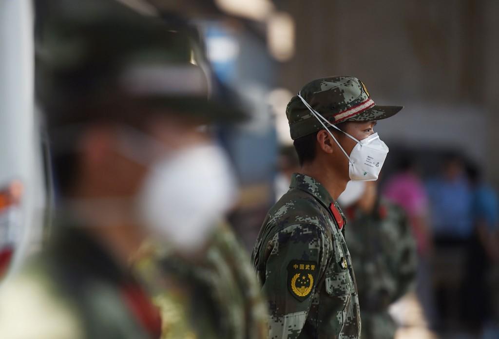 Foto AFP / Greg Baker