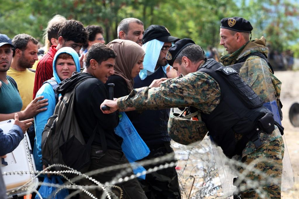 AFP / Sakis Mitrolidis