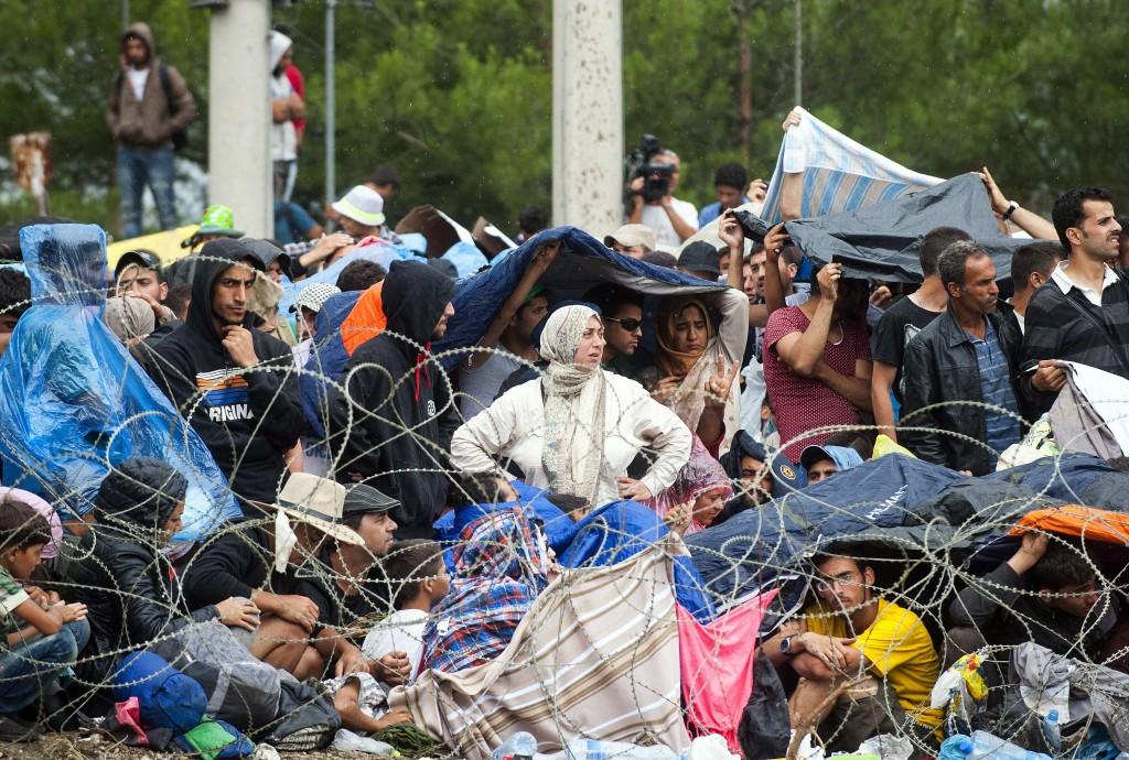 AFP/ Robert Atanasovski