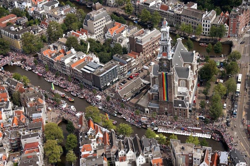 Politiehelikopter Amsterdam
