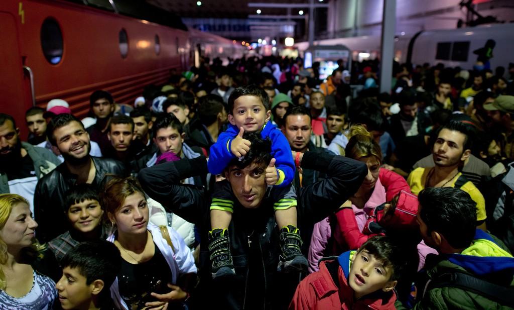 AP / Sven Hoppe