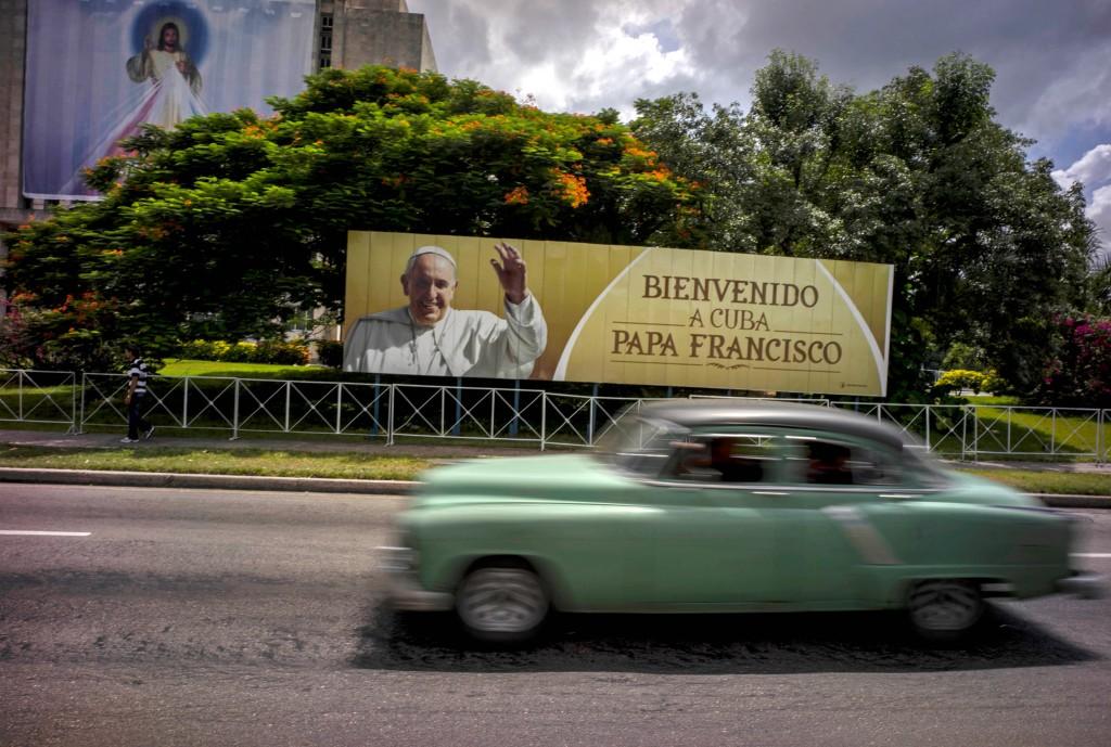 AP / Ramon Espinosa