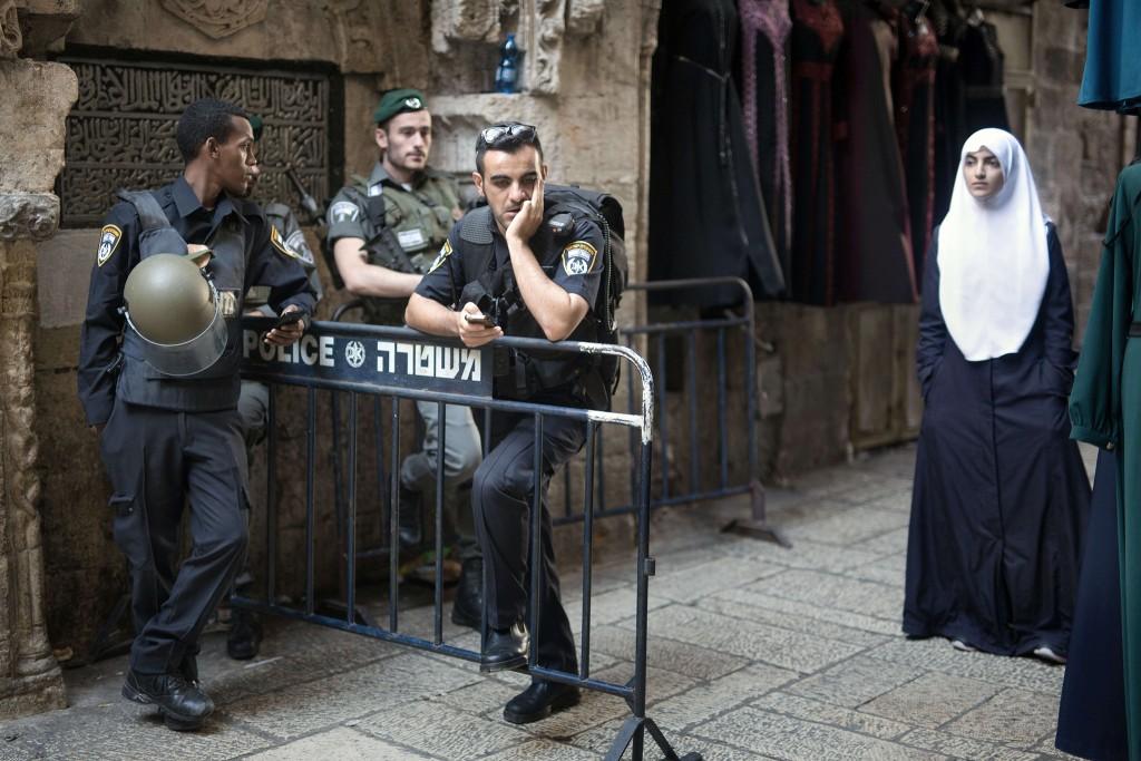 Menahem Kahana / AFP