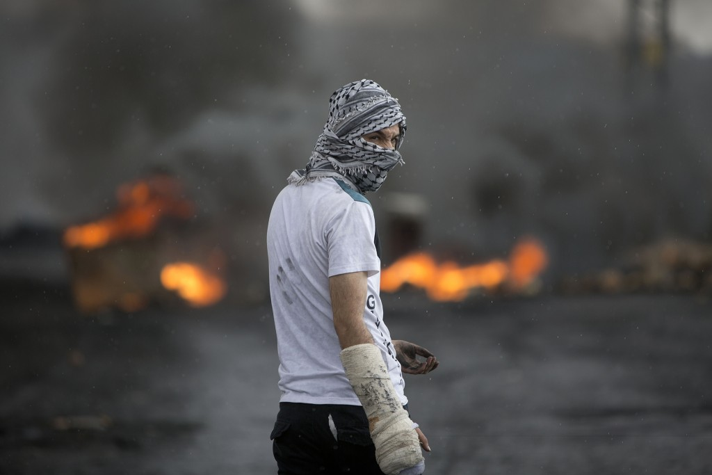 Majdi Mohammed / AP