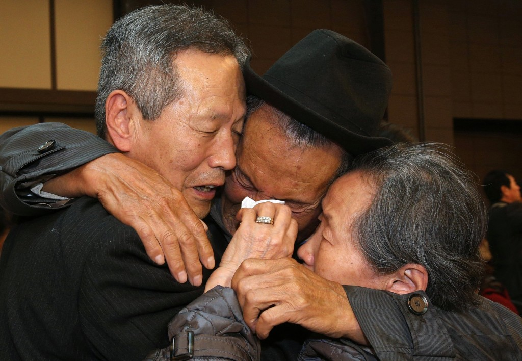 The Korea Press Photographers Association / AFP