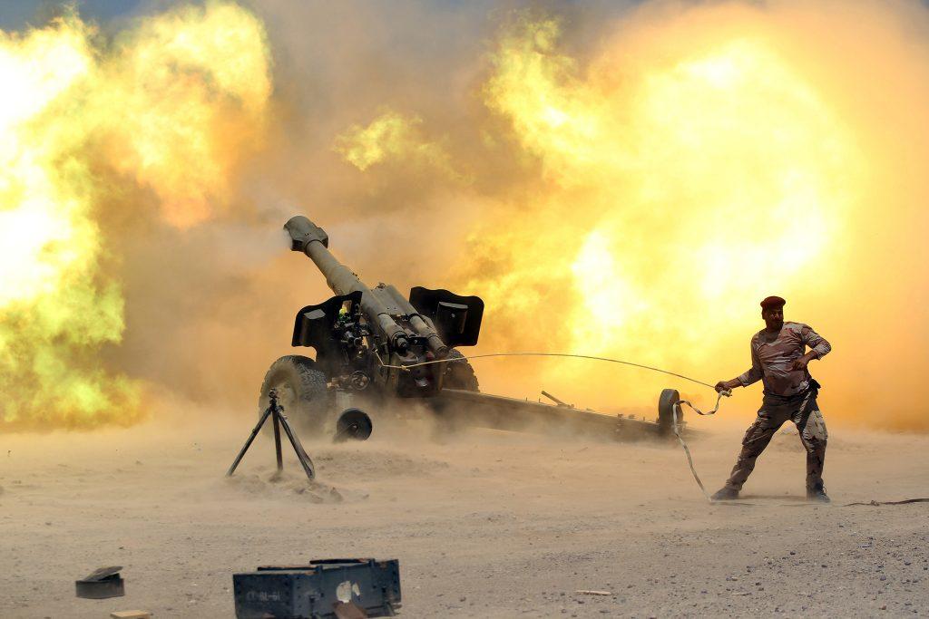 Reuters/Alaa Al-Marjani