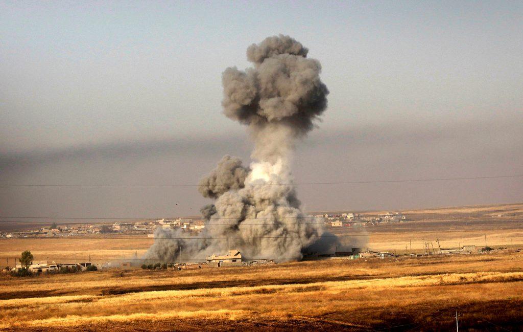 AFP / Safin Hamed